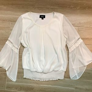 by & by White Blouse